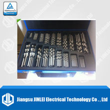 170 pc HSS Drill Bits Set 1-10mm, 170 pcs Quality Drill bits in Metal Case