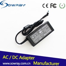 High Quality OEM Laptop AC Power Adapter And Ultrabook Charger 19.5V 3.33A For HP 65W