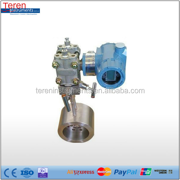 superior performance natural gas orifice flow meter