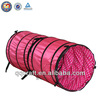 Multifunction tunnel pet bed for cats