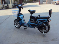 electric bike for children with 48V 10Ah lead acid battery CE