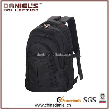New Arrival good quality 2017 hot sell laptop backpack