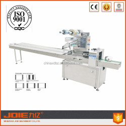 JY-350F Automatic food wrapping machine for biscuit/bread/cake