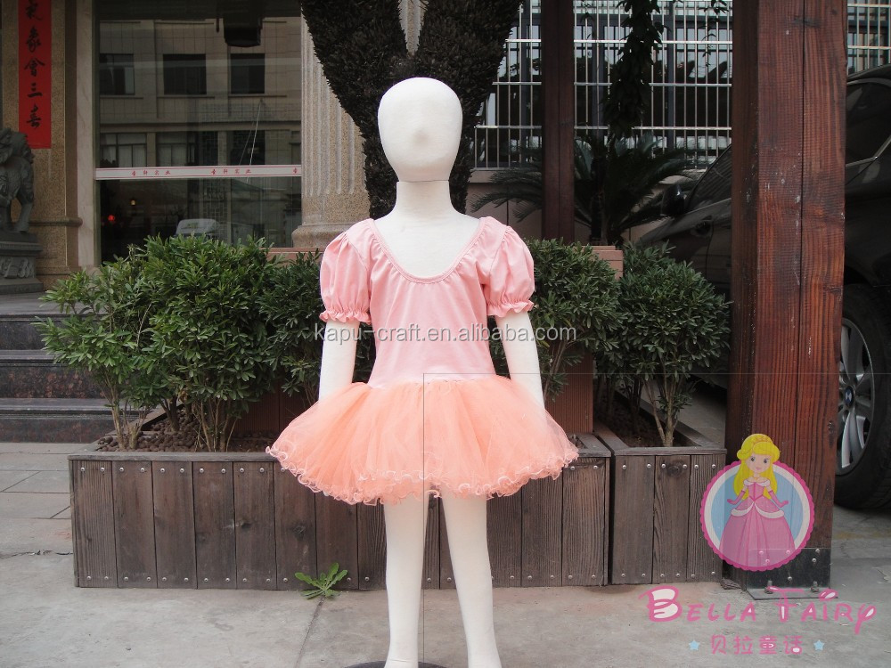 Bella Fairy Factory direct sale cheap children dancewear professional ballet tutu dress China