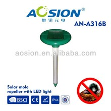 LED Light Solar Gopher Traps