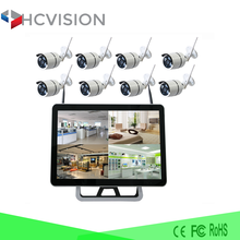 1080p wireless security camera system outdoor hd ip spy video ir night 4 camera cctv set
