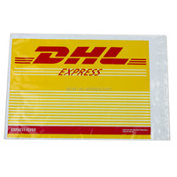 Custom Logo Printed DHL EMS FEDEX Express Shipping Envelope / Poly Mailer / Plastic Courier Mailing Bag