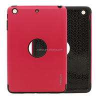 Colorful pc+ tpu case for ipad Mini