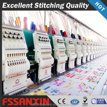 30 heads flat computerized embroidery machine price in india