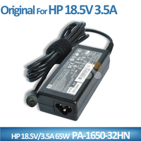 AC Adaptor Charger for HP/Compaq charger PA-1650-32HN 18.5v 3.5a 65w power supply
