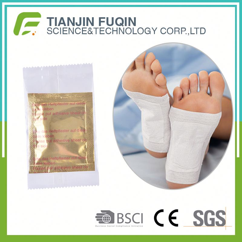 Online Shopping OEM Support Bamboo Crystal Detox Foot Pads Patch