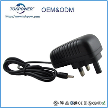 switch power adapter ac 120v to 12v dc 1a 1000ma wall chager.wall mount 12v 2a 24w power adapter travel charger Medical machine,