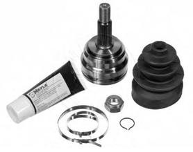 CT-009 gsp standard chassis auto cv joint for CITROEN