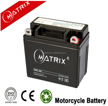 MF Small Motorcycle Battery 12V 3AH