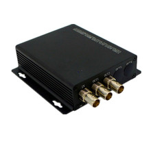 1input,2 output bnc video splitter for CVI/TVI/AHD/SDI signals transmission