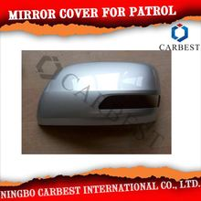 Hot Sold Chrome Side Mirror Cover For Nissan Patrol 2014