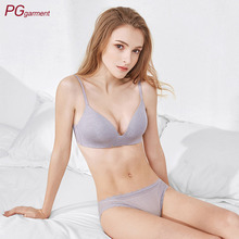 Wholesale women's hipster sexy soft breathable floral spandex brief comfortable lady underwear