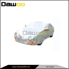 disposable plastic car cover used for Opel insulated car cover