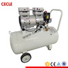 oil-less eco food grade air compressor