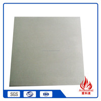 Hot china products wholesale manufacturer of 99.95% tungsten sheet from china