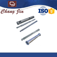 180/2 parallel screw and barrel for extruder machine Twin/double screw and barrel for PP PET Pipe