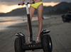 2 wheel balance motor car electric scooter driving comfortable and easy with handle bar