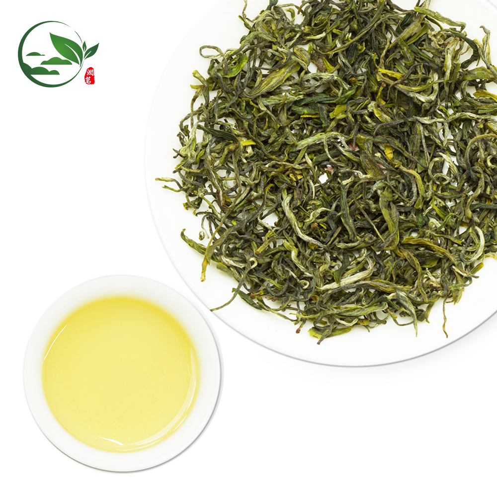 Japanese Sencha Fresh China Famous Tea Yellow Mountain Mao Feng Green Tea Loose Leaf Tea