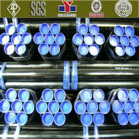 seamless plastic lined steel pipe made in China