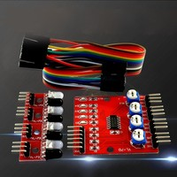 Smart Bes 4 road infrared tracing module/Obstacle avoidance sensor