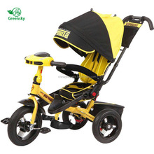 Alibaba 12 inch wheel tricycle for kids/safe and comfortable cheap triciclo kids baby tricycle/kid tricycle with music and light