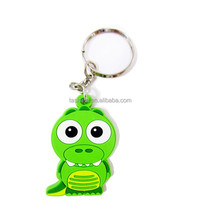Custom good quality cheap soft pvc keychain Animal plastic promotion key chain