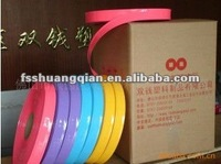 Red/green/blue pvc heat shrinkable tube film with high shrinkage