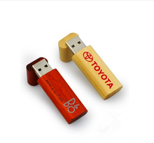 Factory Direct Selling 1GB 2GB 8GB 16GB Bulk Wooden Generic USB Flash Disk/Pen
