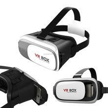 cheap vr box , factory price Virtual Reality glasses , VR Box Headset with Bluetooth Controller