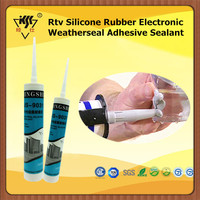 Rtv Silicone Rubber Electronic Weatherseal Adhesive Sealant