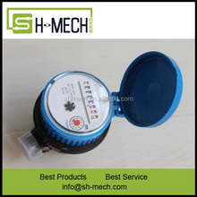 Hot sale single electromagnetic water flow meter