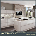Vermont Luxury Flat Pack Lacquer MDF Door Panel Kitchen Cabinet Design