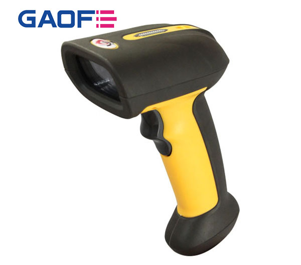 Newest handheld red light pos qr code scanner for shops/supermarket china supplier SUNLUX-XL-6200A Micro barcode scanner