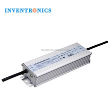 Inventronics IP67 waterproof electronic high bay light constant voltage 200w 48v led driver