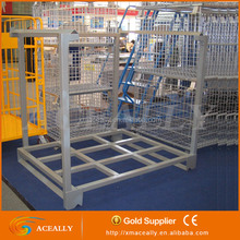 Heavy duty warehouse steel stacking rack