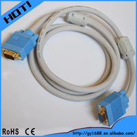 15 pin d-sub vga connector video extension cable