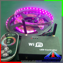 Android/iPhone led controller,mini WiFi rgb led controller,wifi led dimmer