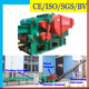 CE Forest Wood Drum Log Chipper Machine for Sale
