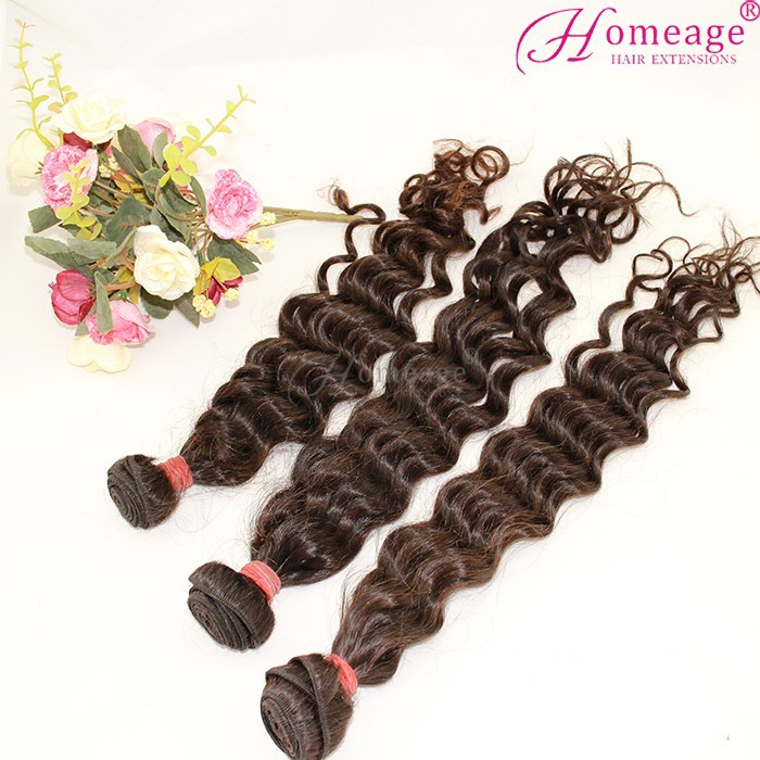 Homeage alibaba china full cuticle red color indian remy human hair indian curl, indian hair styles for long hair