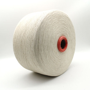 Directly factory dyed 65/35 polyester cotton yarn for weaving