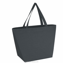 Non-Woven Fabric Shopper Lady Gift Tote Bag
