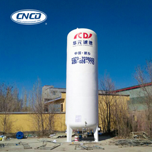 5000L price Vertical high cryogrnic liquid Pressure Vessel