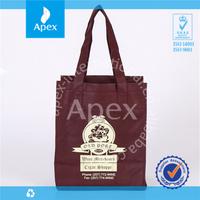 Wholesale non woven custom printed shopping bag