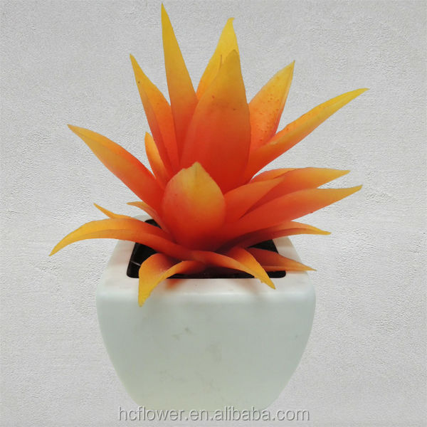 hot sell pot plant flamingo for living room decoration