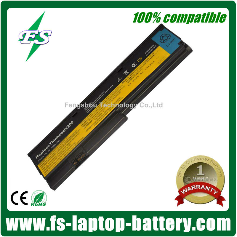 Netbook External Laptop Cmos Battery For Lenovo X200 Series,X200s Series